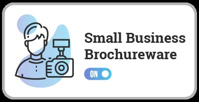 Small Business Brochureware Site Auto-Update ON