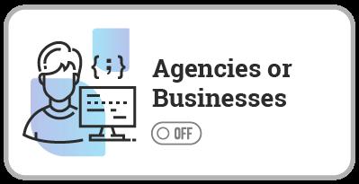 Agencies Businesses Auto-Updates OFF